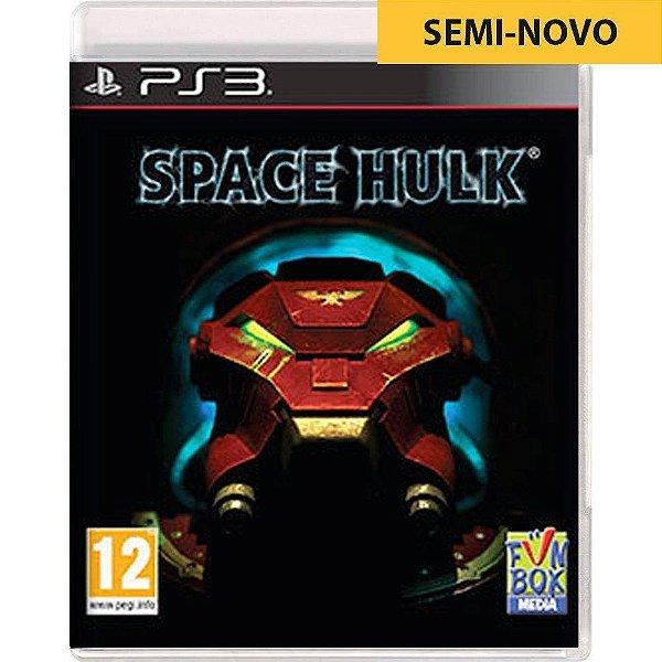 Jogo Space Hulk - PS3 Seminovo