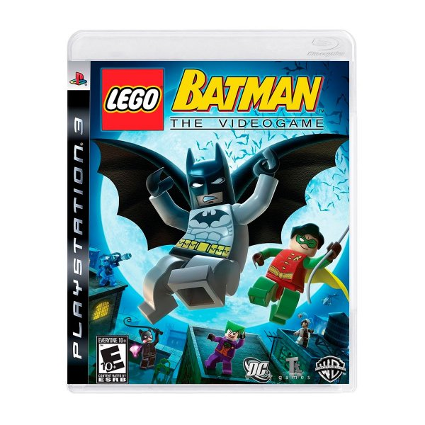 Jogo LEGO Batman The Videogame - PS3 Seminovo