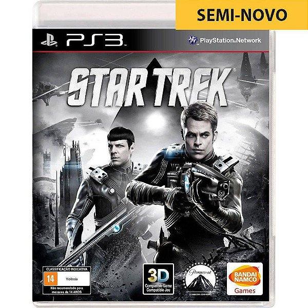 Jogo Star Trek - PS3 (Seminovo)