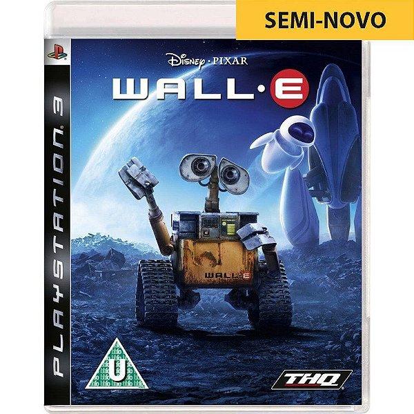 Jogo Wall-E - PS3 (Seminovo)