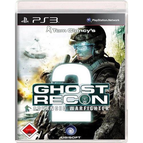 Jogo Tom Clancys Ghost Recon Advanced Warfighter 2 - PS3 (Seminovo)
