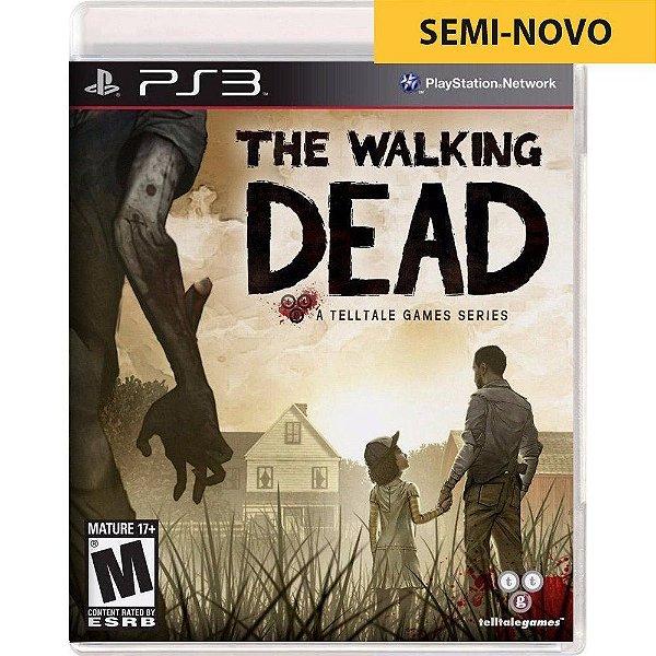 Jogo The Walking Dead Season 1 - PS3 (Seminovo)