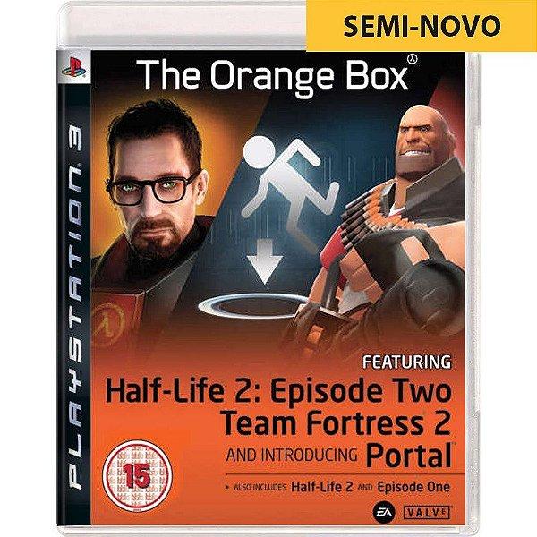 Jogo The Orange Box - PS3 (Seminovo)