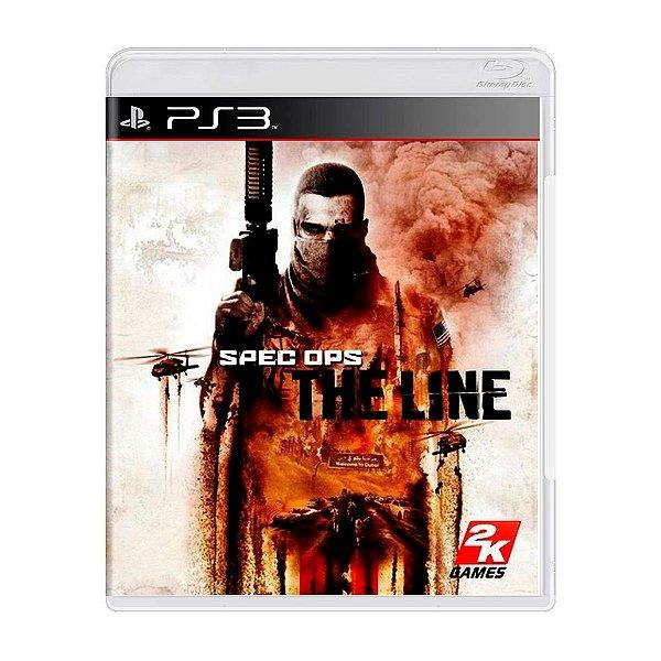 Jogo Spec Ops The Line - PS3 Seminovo