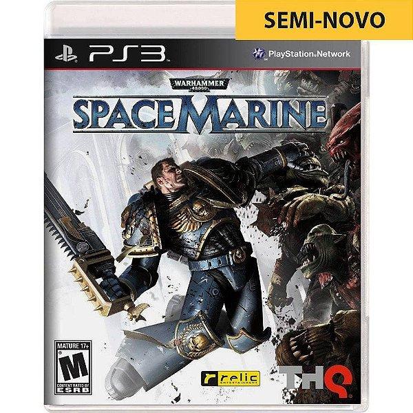 Jogo Space Marine - PS3 (Seminovo)
