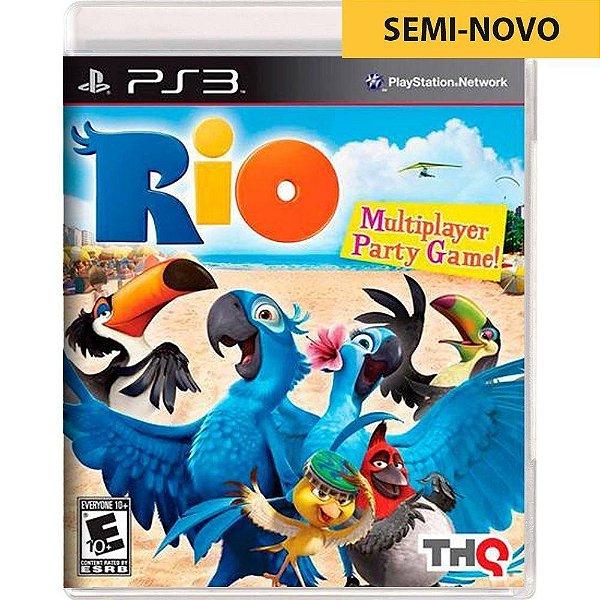 Jogo Rio - PS3 (Seminovo)