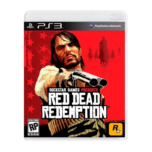 Jogo Red Dead Redemption - PS3 Seminovo