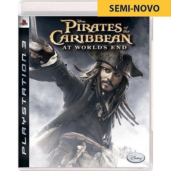 Jogo Pirates of the Caribbean At Worlds End - PS3 (Seminovo)