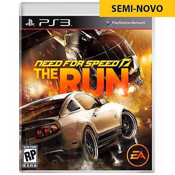 Jogo Need For Speed The Run - PS3 (Seminovo)