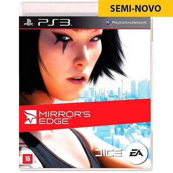 Jogo Mirrors Edge - PS3 (Seminovo)