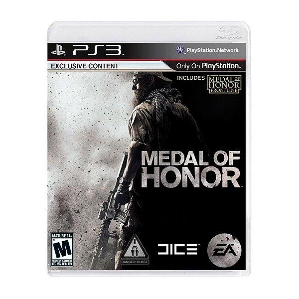Jogo Medal of Honor - PS3 Seminovo