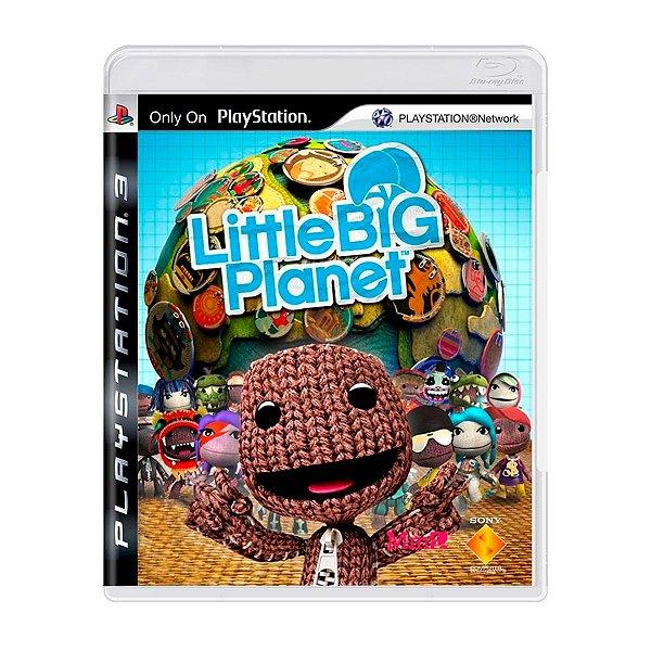 Jogo Little Big Planet - PS3 Seminovo