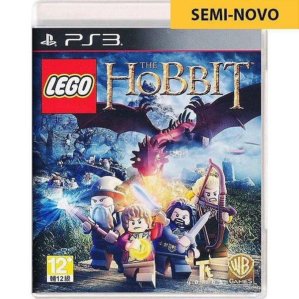 Jogo LEGO The Hobbit - PS3 Seminovo