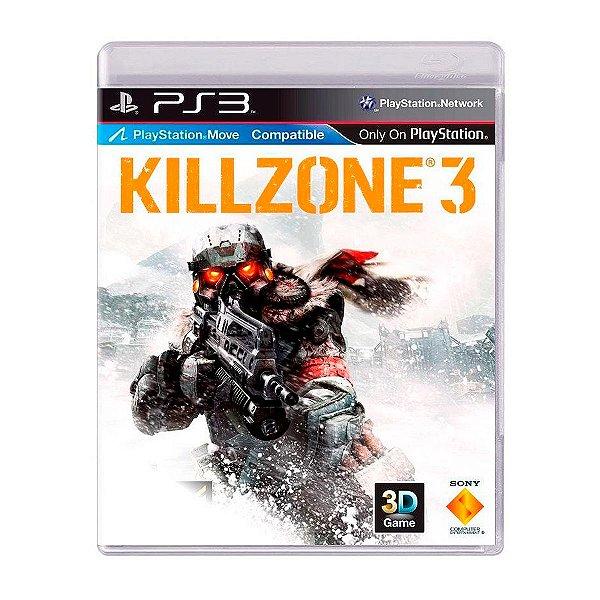 Jogo Killzone 3 - PS3 Seminovo