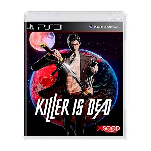 Jogo Killer is Dead - PS3 Seminovo
