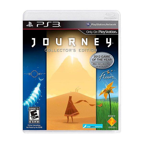 Jogo Journey Collectors Edition - PS3 Seminovo