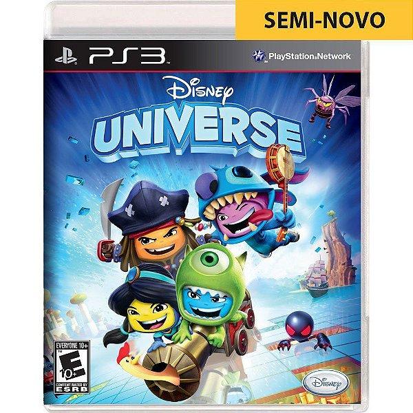 Jogo Disney Universe - PS3 Seminovo