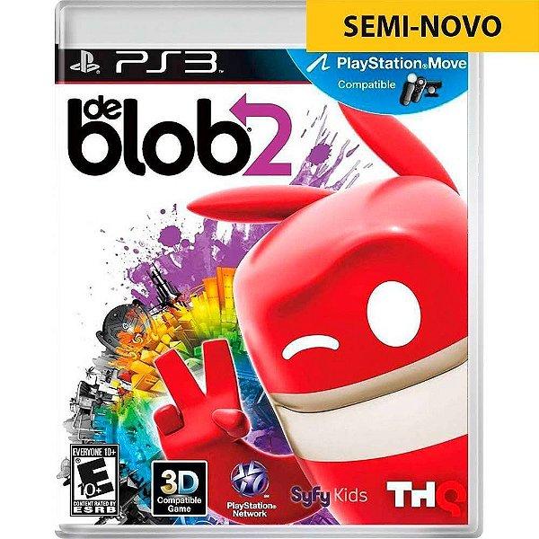 Jogo de Blob 2 - PS3 Seminovo