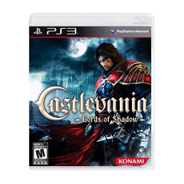 Jogo Castlevania Lords of Shadow - PS3 Seminovo