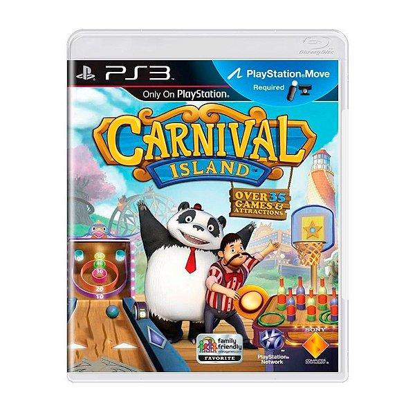 Jogo Carnival Island - PS3 Seminovo