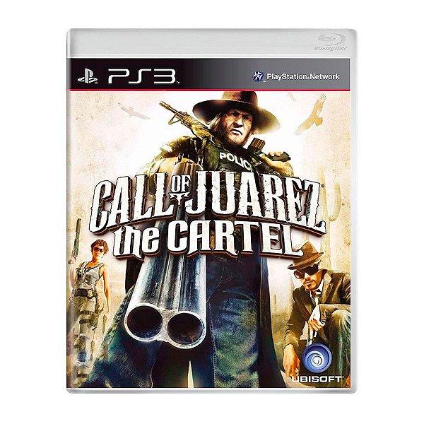 Jogo Call of Juarez The Cartel - PS3 Seminovo