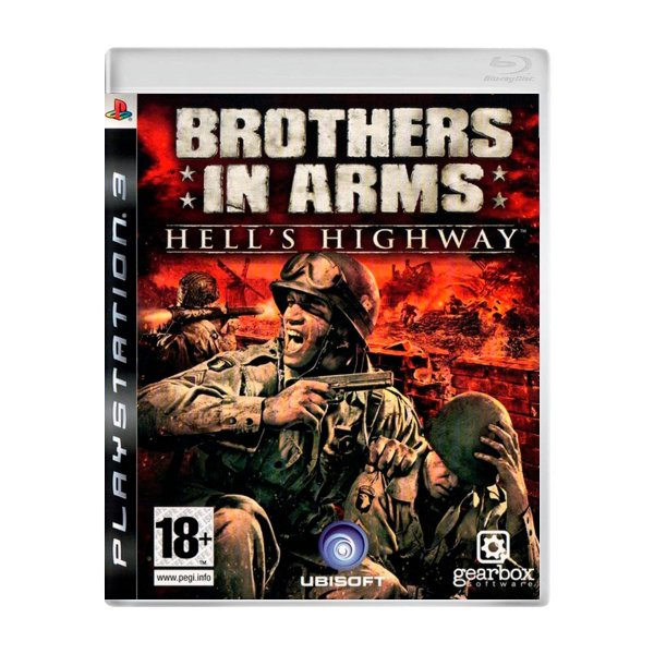 Jogo Brothers in Arms Hell`s Highway - PS3 Seminovo