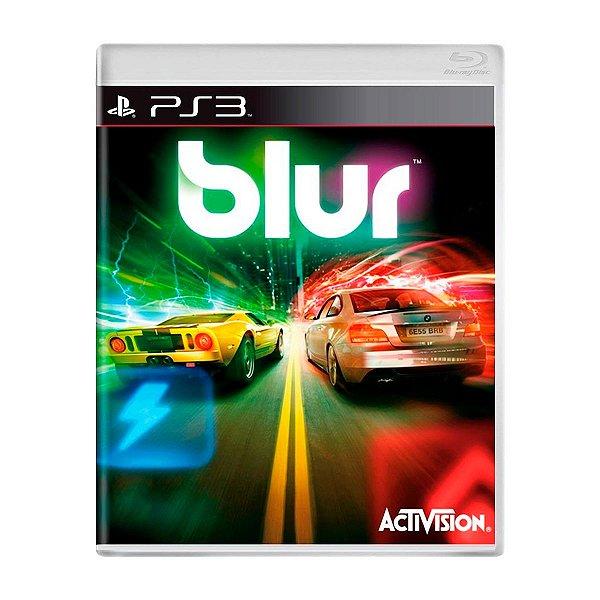 Jogo Blur - PS3 (Seminovo)