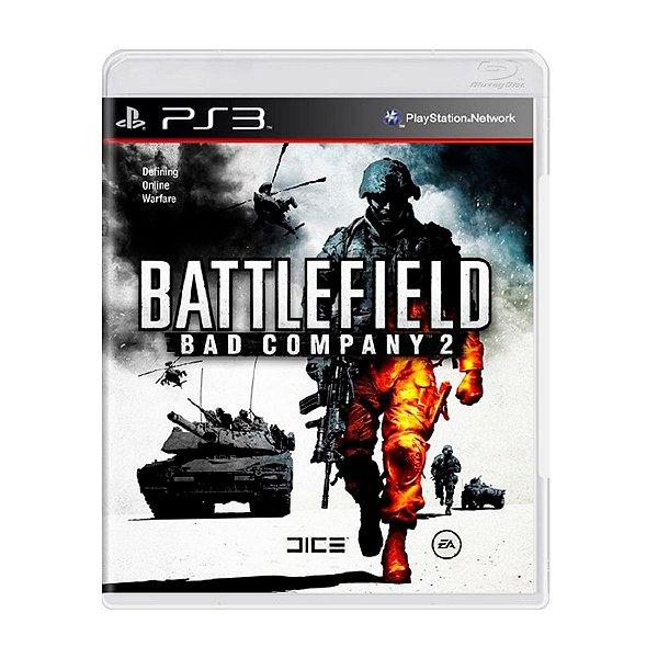 Jogo Battlefield Bad Company 2 - PS3 Seminovo