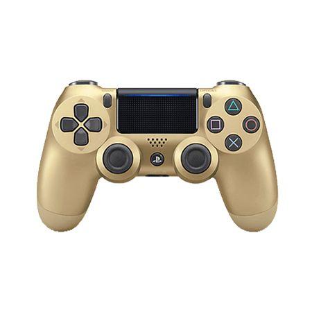 Controle DualShock 4 Dourado - PS4 Seminovo