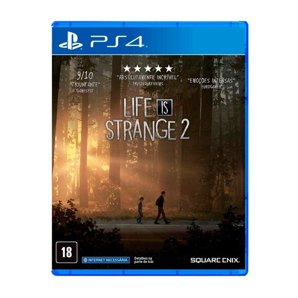 Jogo Life is Strange 2 - PS4