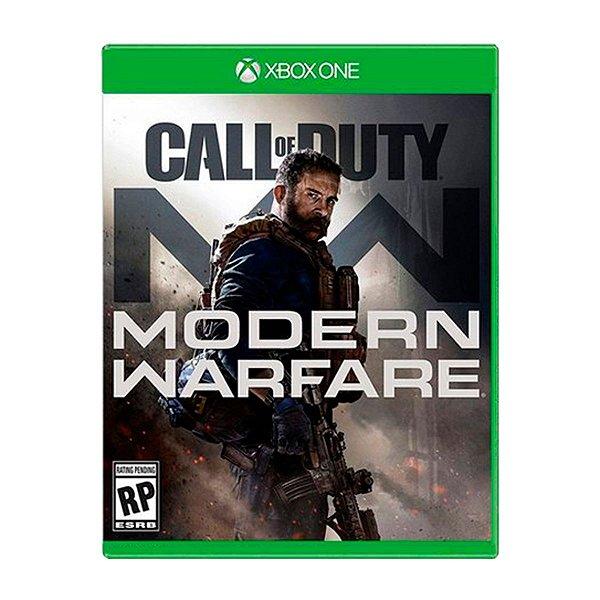 Jogo Call of Duty Modern Warfare 2019 - Xbox One