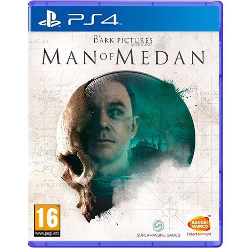 Jogo The Dark Pictures - Man of Medan - PS4