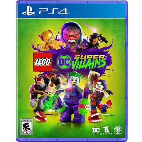 Jogo LEGO DC Super-Villains - PS4 Seminovo