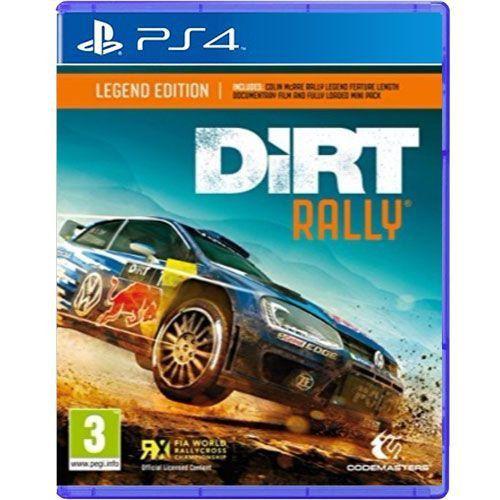 Jogo Dirt Rally - PS4 Seminovo