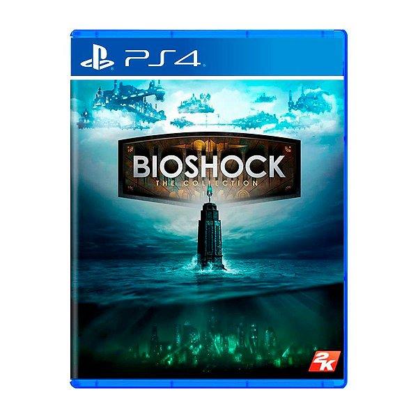 Jogo BioShock The Collection - PS4 Seminovo