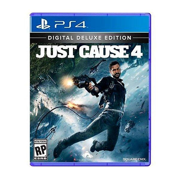 Jogo Just Cause 4 Edição Day One - PS4