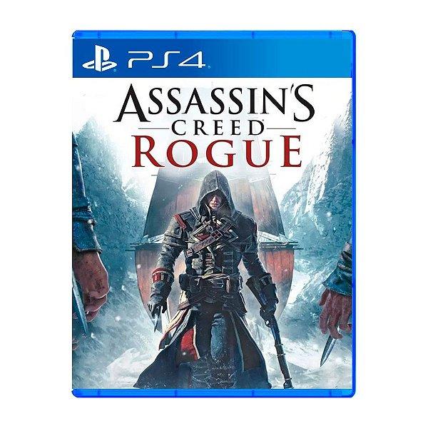 Jogo Assassins Creed Rogue - PS4