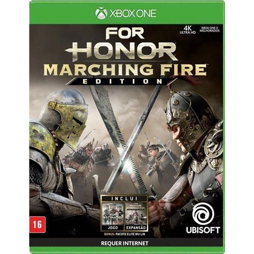 Jogo For Honor Marching Fire Edition - Xbox One