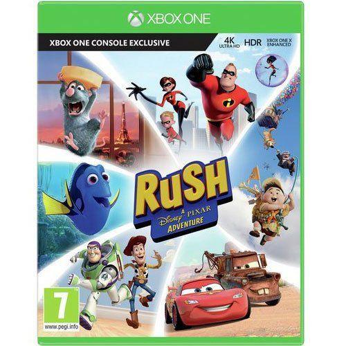 Jogo Rush A Disney Pixar Adventure - Xbox One Seminovo