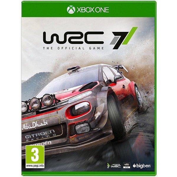 Jogo WRC 7 FIA World Rally Championship - Xbox One