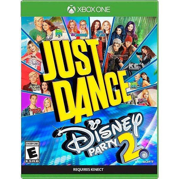 Jogo Just Dance Disney Party 2 - Xbox One