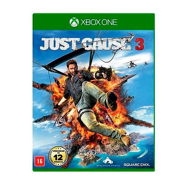 Jogo Just Cause 3 - Xbox One Seminovo
