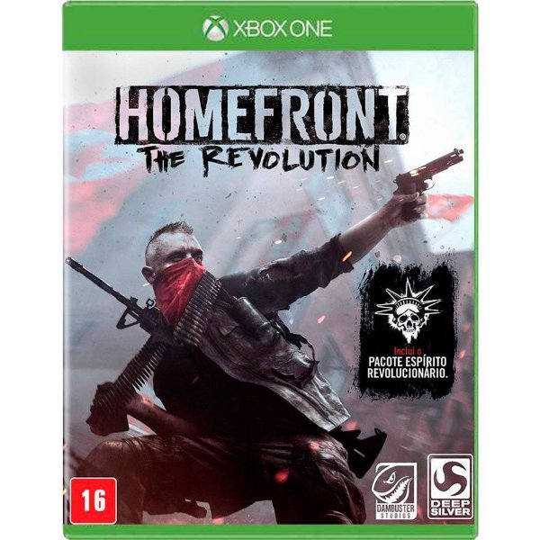 Jogo Homefront The Revolution - Xbox One