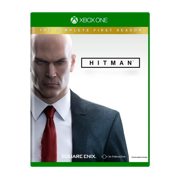 Jogo Hitman The Complete First Season Day One - Xbox One