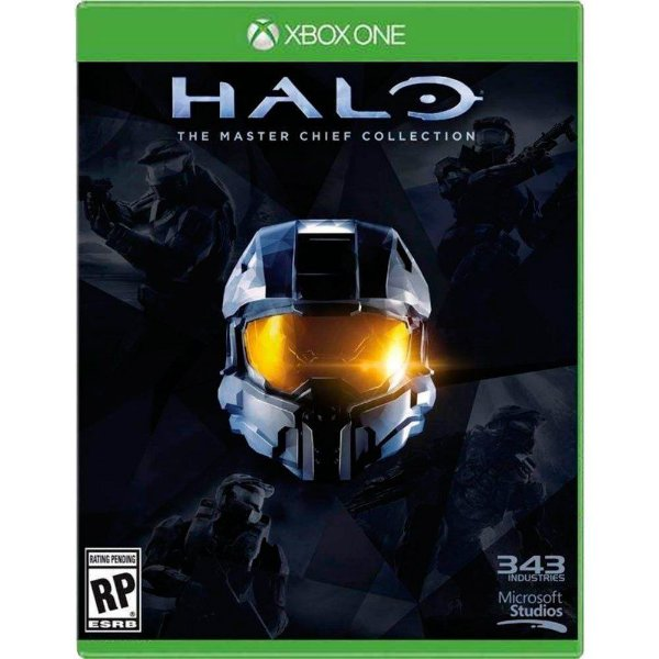 Jogo Halo Master Chief Collection - Xbox One