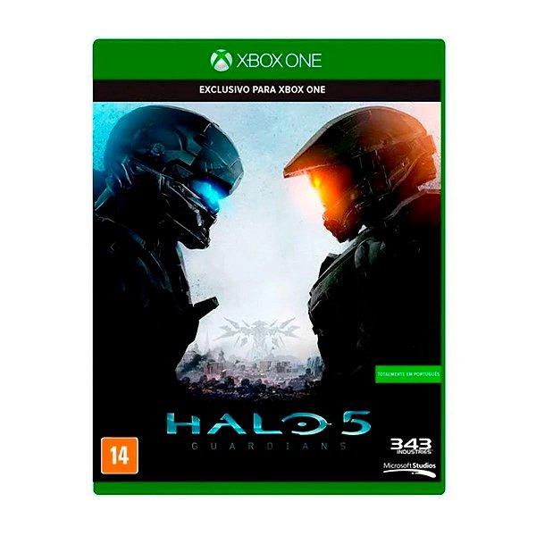 Jogo Halo 5 Guardians - Xbox One Seminovo