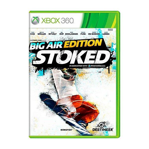 Jogo Big Air edition Stoked - Xbox 360 Seminovo