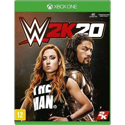 Jogo WWE 2K20 - Xbox One
