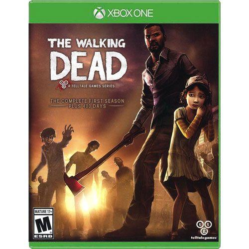 Jogo The Walking Dead Season 1 - Xbox One Seminovo