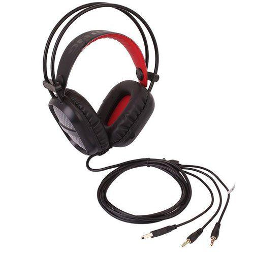 Headset A2 E-Sports Com Fio Preto